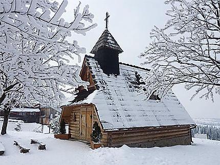 Chapelle de Gubalowka