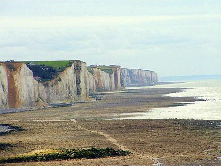 Seven sisters la fran aise falaise cayeux sur mer - Baie de somme chambre d hote ...