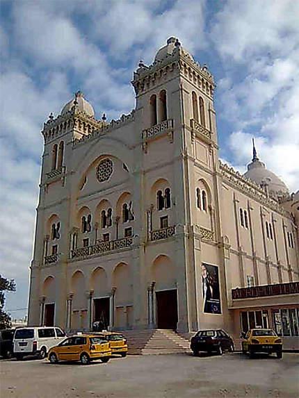 Cathédrale Saint Louis Carthage