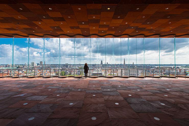 Anvers, côté nord : la renaissance des docks