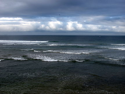 L'océan à Torquay