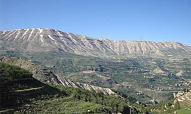 Bcharré (vallée de Qadisha)