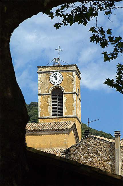 Eglise saint montan