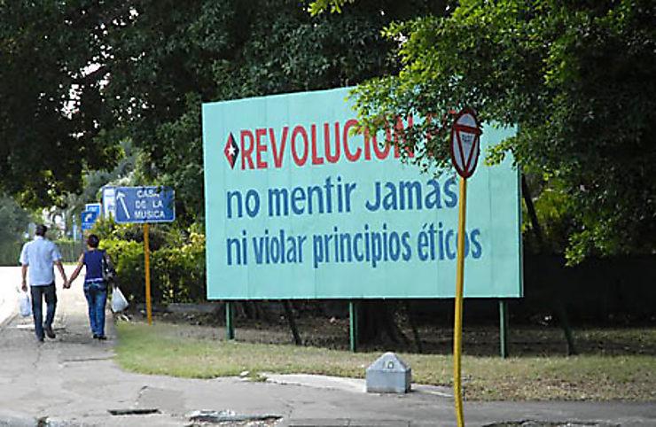 Cuba, une vieille histoire