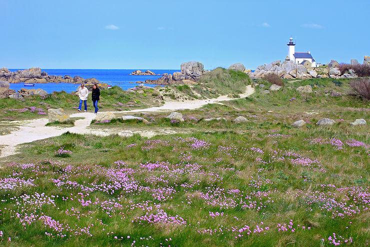 Bretagne - Randonner le long de la Route des Phares du Finistère