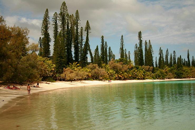 Anse de Kanumera, Île des Pins, Nouvelle-Calédonie