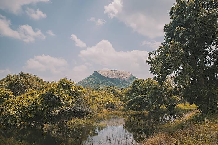 Pidurangala, la vraie randonnée