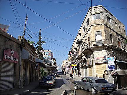 Ville de Baalbek