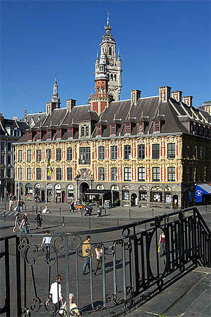 Vieille bourse, Grand'Place, Lille