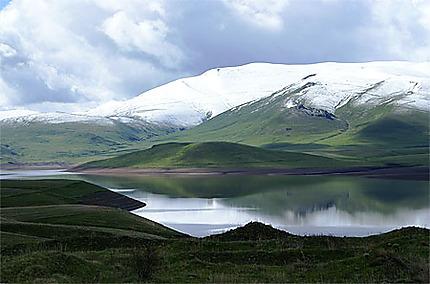 Lac près de Sissian