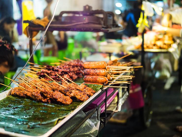 Street food dans le monde