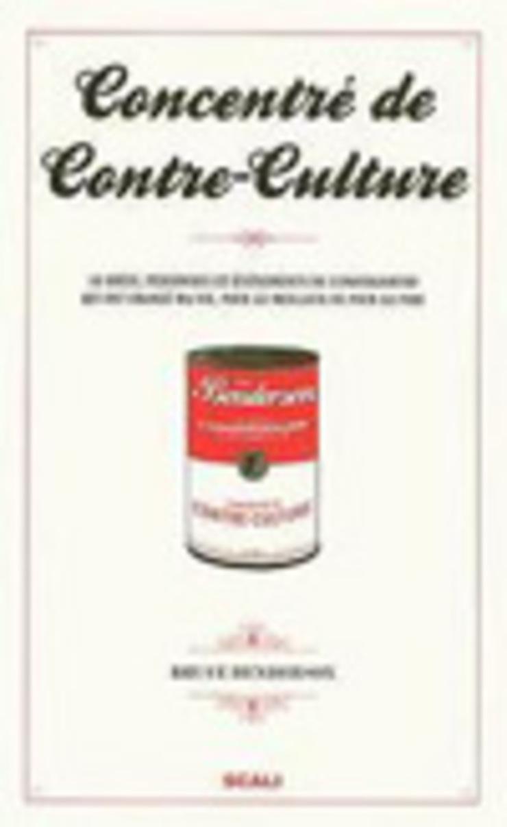 Concentré de contre-culture