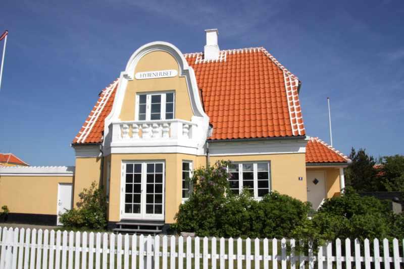 Skagen - Danemark
