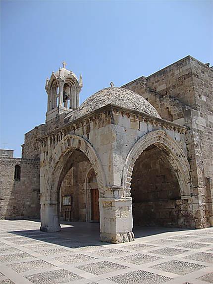 L'ancienne Cathédrale de Saint Jean Marc