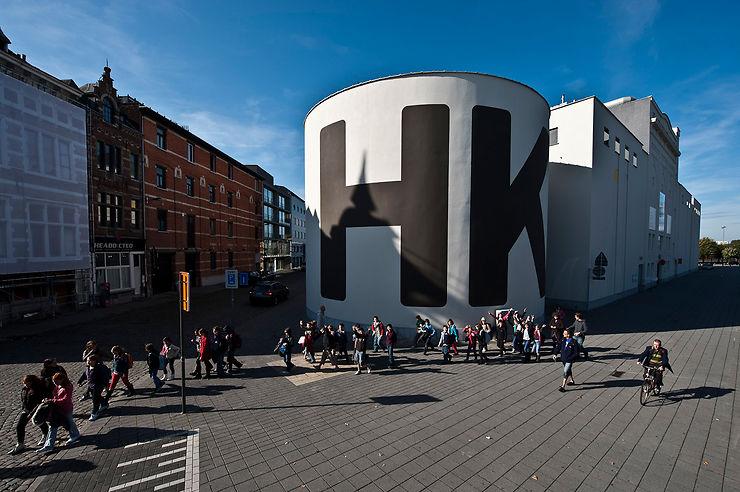 Anvers, côté sud : musées et boutiques trendy