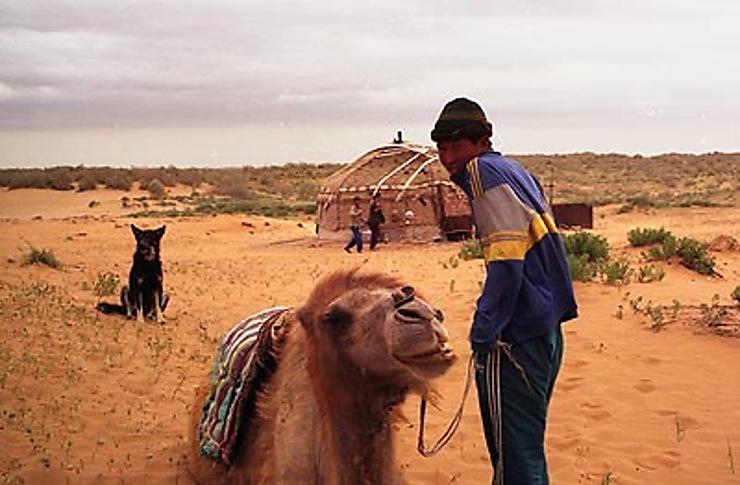 Ouzbékistan, de Jizzakh à Yangiqashgan