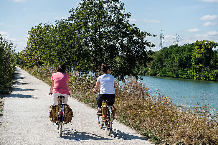 De Notre-Dame à l'île des Impressionnistes à vélo