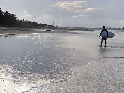 Surf à Mundau