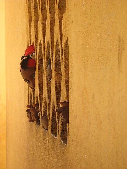 A l'école primaire de Ngaoundéré