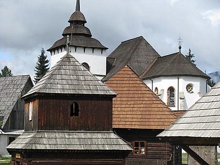 Stara Lubovna - nord-est de la Slovaquie