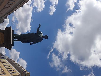 Monument au Duc de Richelieu