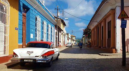 Route de Trinidad Cuba
