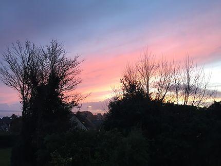 Une belle fin de journée dans le Finistère
