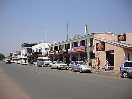 Centre de Victoria Falls