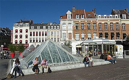Place Rihour, Lille