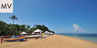 Bali - Sanur Paradise Plaza 11J - 8N