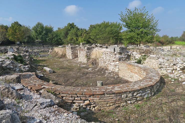 Dion, la cité sacrée des Macédoniens