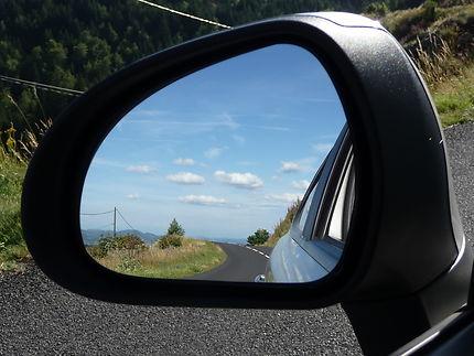 """Route """"Rétro"""" dans les Cévennes"""