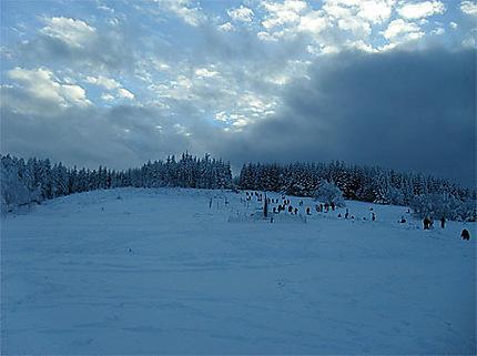 Station de ski ligérienne