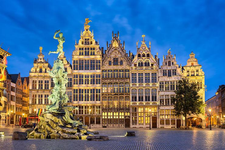 Anvers, un diamant en Flandre