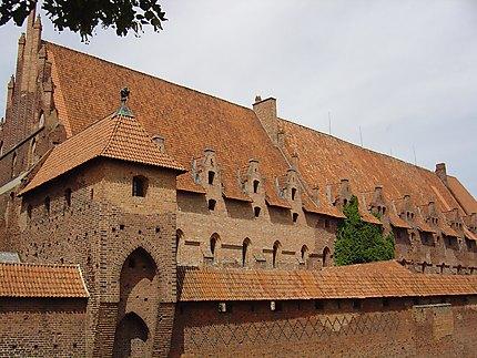 Château de l'ordre teutonique de Malbork