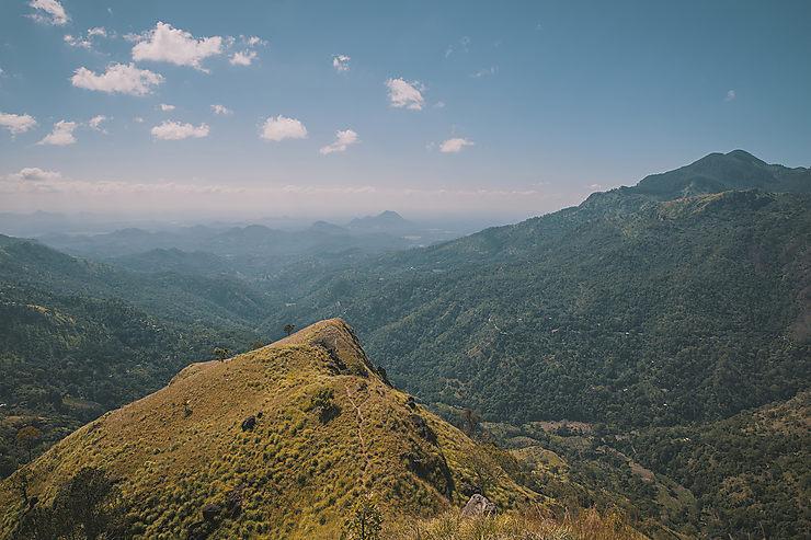 Randonnée au Little Adams Peak