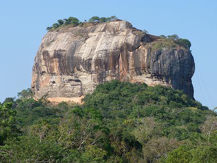 Rocher de Sigirîya