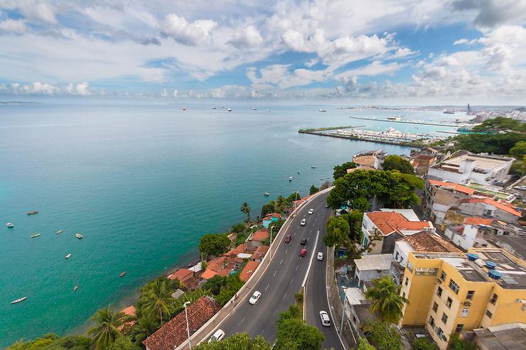 Baie de Tous les Saints - Brésil