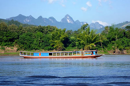 Le Laos, au fil du Mékong