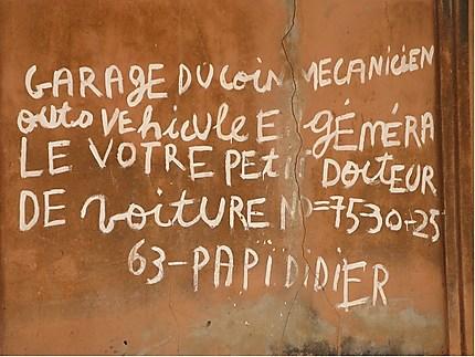 Ah, le Cameroun....