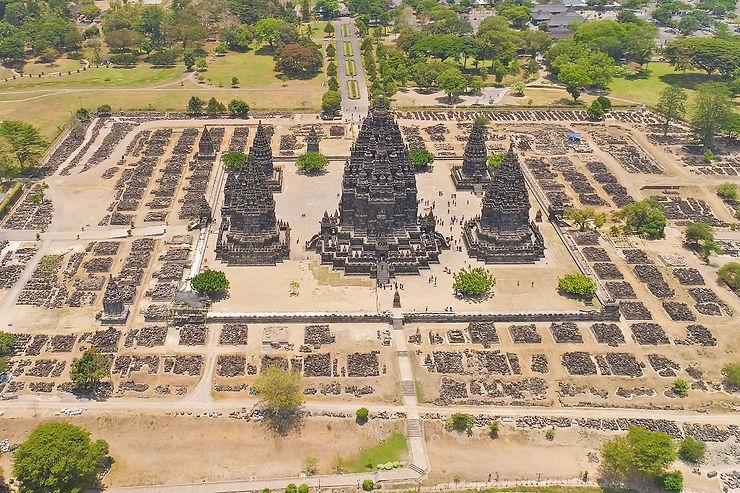 Prambanan, un formidable sanctuaire hindou