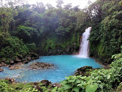 Costa Rica - Rio Céleste