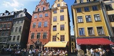 Week-end sur mesure à Stockholm - Suède