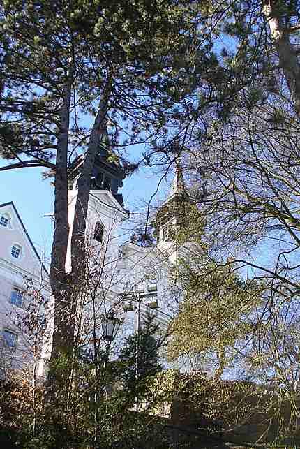 Eglise du Pöstlingberg