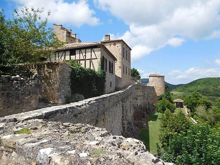 Remparts de Puycelsi, Midi-Pyrénées