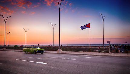 Sunset à la Havane