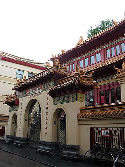 Temple He Hwa