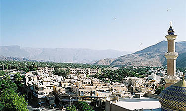 Nizwa (gouvernorat d'Al Dhakhiliya)