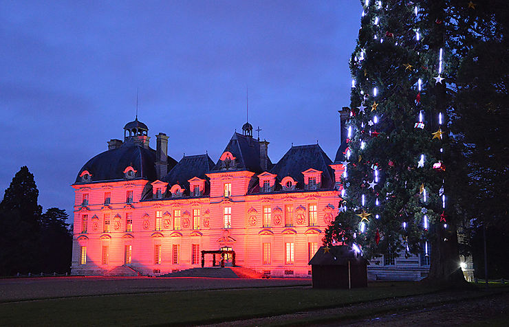 Illuminations à Cheverny