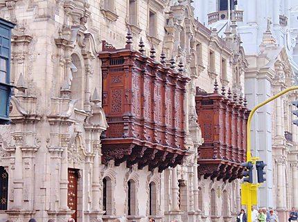 Place Mayor - Lima